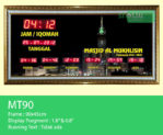 Jual Jam Digital Masjid | MT90 | 081381886500